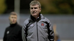 Kenny saw his side conceded five goals at Richmond Park