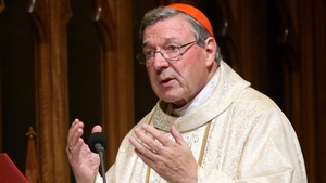 Cardinal George Pell is Australia's most senior Catholic cleric