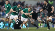 Jamie Heaslip: 'It was a tough pill to swallow but we can take a lot of experience from it'