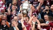 Galway lifted the Bob O'Keefe Cup in 2012