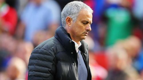 Jose Mourinho is hurt when he has to drop players