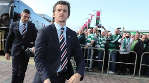 Joey Barton has had a rocky spell in Scotland