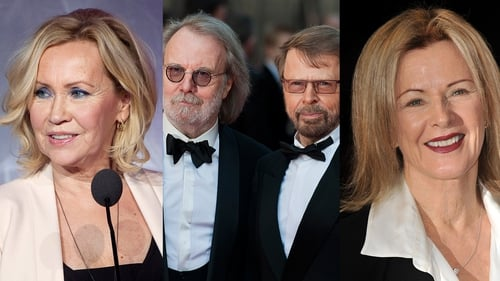 ABBA: here they go again