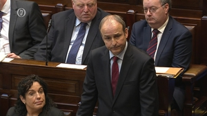 Micheal Martin questioned whether the Dáil should take a week off next week