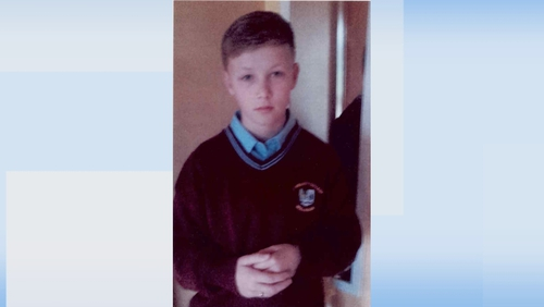 Ned Connors was last seen at Mullingar train station on the morning of 25 October