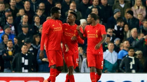 Liverpool now face Championship side Leeds in the last eight