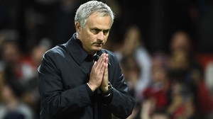 Jose Mourinho's prayers were answered in Wednesday night's Manchester derby