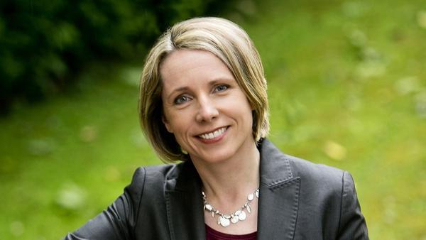 Tara McCarthy, the CEO of Bord Bia