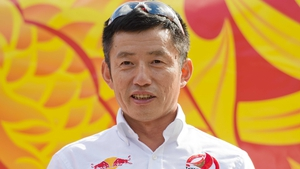 Guo Chuan became the first Chinese sailor to complete a solo circumnavigation of the world in 2013