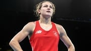 Katie Taylor: 'I'm excited for the road ahead.'