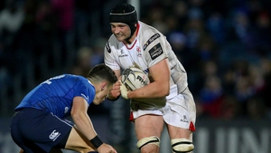 Dan Tuohy will start against Munster at Kingspan Stadium