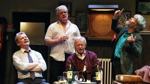 Charlie Bonner, Seamus O'Rourke, Arthur Riordan & Malcolm Adams in Jimmy Murphy's Kings Of The Kilburn High Road