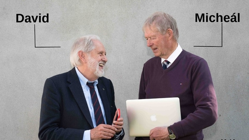 David Puttnam, Ireland's Digital Champion, is traveling around Ireland on a mission to get citizens connected. We caught up with David to find out how he got involved with the project.