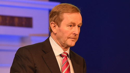 Enda Kenny said Brexit was too important to be hived off to a department or minister