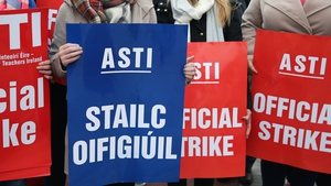 ASTI action could see schools closed indefinitely from 7 November