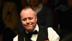 John Higgins lost out 6-2 to Ding Junhui