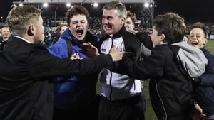 Stephen Kenny transformed the fortunes of Dundalk during his time in charge