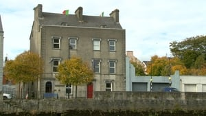The Mary Robinson centre will be located in Ms Robinson's former family home