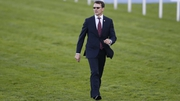 Aidan O'Brien will consult the weather forecast before making a call on his Irish Derby runners