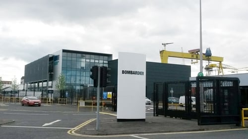 Spirit Aero Systems buys Bombardier's Northern Ireland business