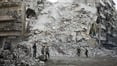 Syrian rebels launch counter attack in Aleppo