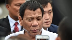 Rodrigo Duterte is famous for his profane outbursts