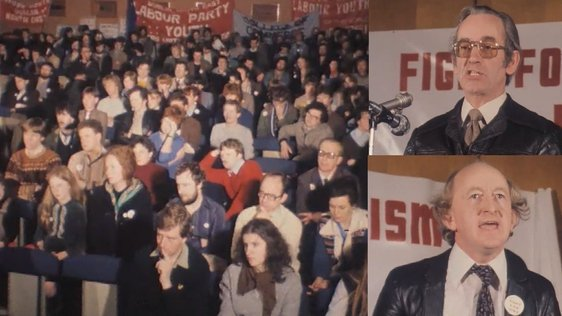Unemployment Rally (1981)