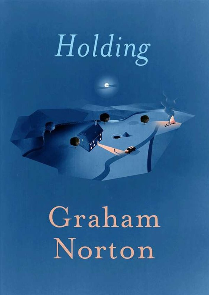 "Review: ""Holding"" by Graham Norton"