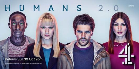"""""""Humans"""", Season 2"""