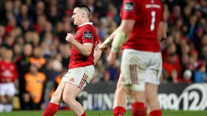 Rory Scannell's drop goal saw Munster prevail in Belfast