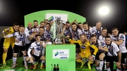 Dundalk won the league three years in a row from 2014 and reached the group stages of the Europa League