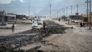 Operations to retake the Iraqi city of Mosul are ongoing