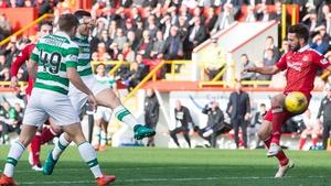 Tom Rogic put Celtic ahead