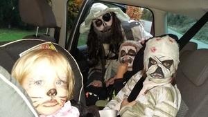 Zombie apocalypse (Pic: Jonna Cogan)