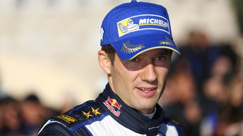 Sebastien Ogier on course for another victory in Wales