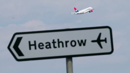 More delays for the third runway at London's Heathrow airport