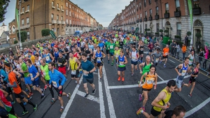 Just over 19,500 people are understood to have taken part in the SSE Airtricity Dublin Marathon 2016