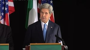 John Kerry was speaking during his visit to Ireland to receive the Tipperary International Peace Award for 2015