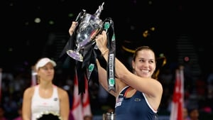 Domenika Cibulkova bagged the biggest prize of her career