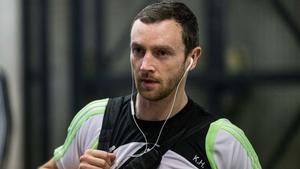 Keith Higgins was the match-winner for Ballyhaunis
