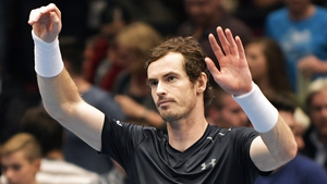 Andy Murray has now won seven titles this season