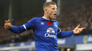 Barkley wrapped up the points for Everton