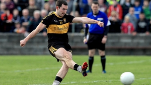 Daithi Casey kept his cool for Dr Crokes