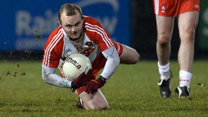 Keith McLoughlin's late free edged Sean O'Mahony's home