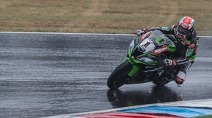 Jonathan Rea secured a record fifth straight World Superbike title at Magny-Cours last month