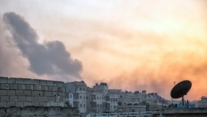 Syrian rebels have launched an offensive to try break the siege of Aleppo