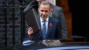 Mark Carney is the first non-British person to hold the role of Governor of the Bank of England