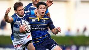 Joey Carbery has enjoyed a meteoric rise