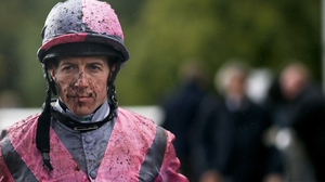Jim Crowley (pictured) and Frederik Tylicki were treated for some time on the track before being taken to hospital