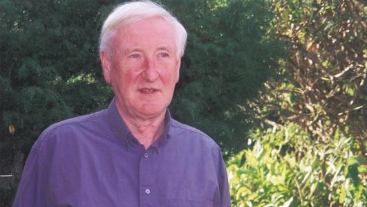 Remembering John Montague, RIP